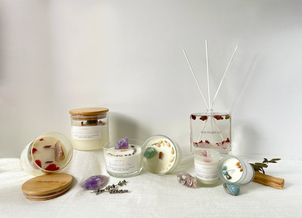 about the rituals co crystal candle reed diffuser wellness homepage home scent SG
