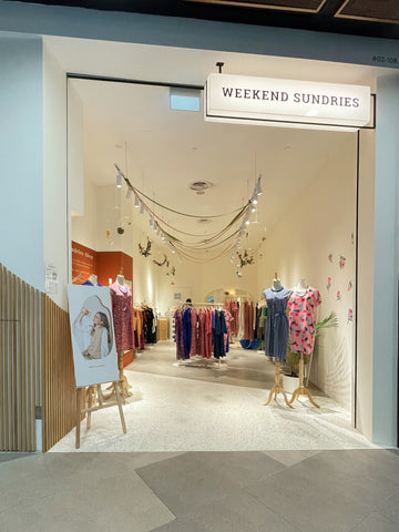 weekend sundries the rituals co soy candles fashion singapore great world city shopping