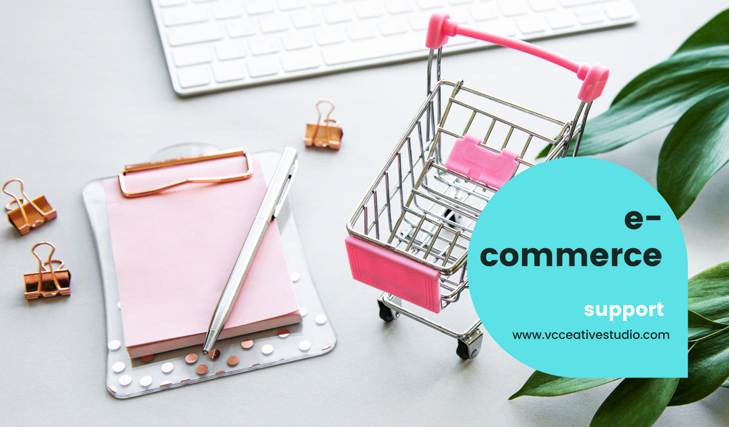 e-commerce support - VC Creative