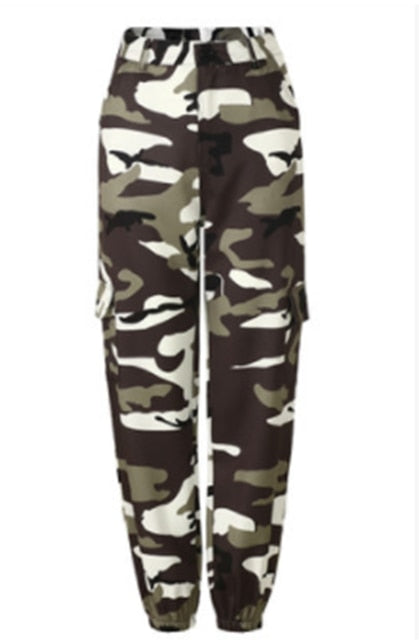 Focus On Me Camo Pants
