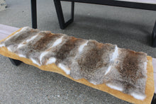 Load image into Gallery viewer, Rabbit fur seat cover
