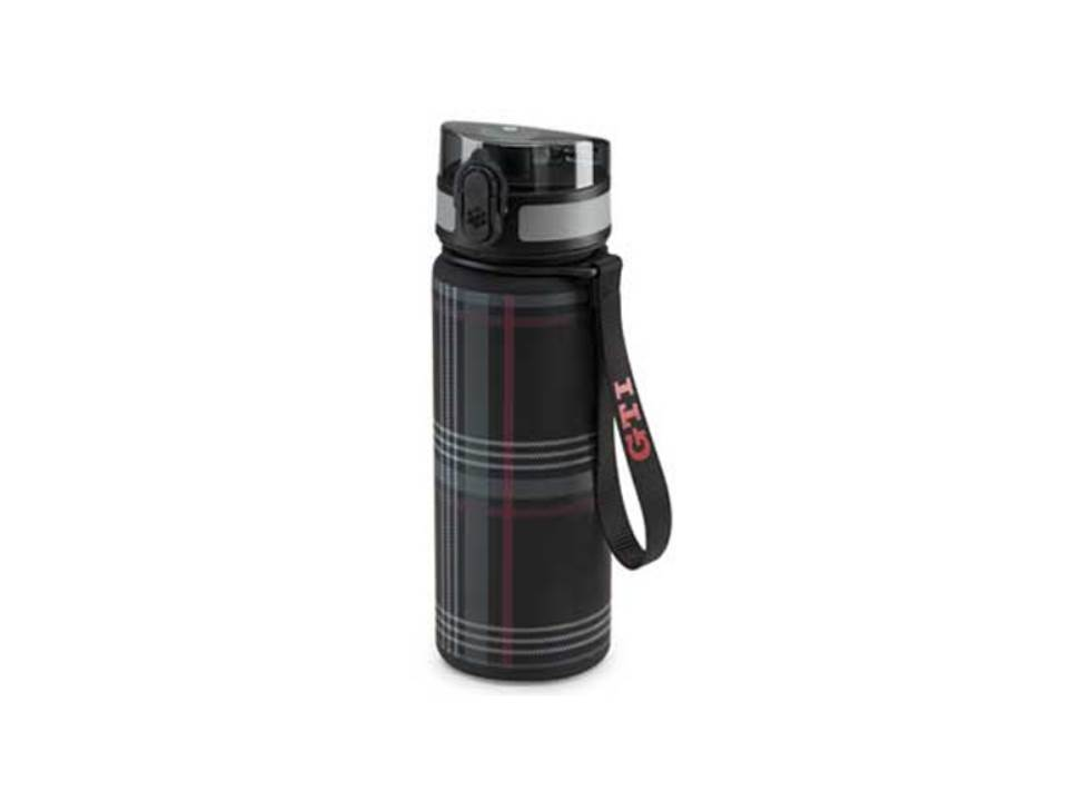 VW Clark Print GTI Drinking Bottle