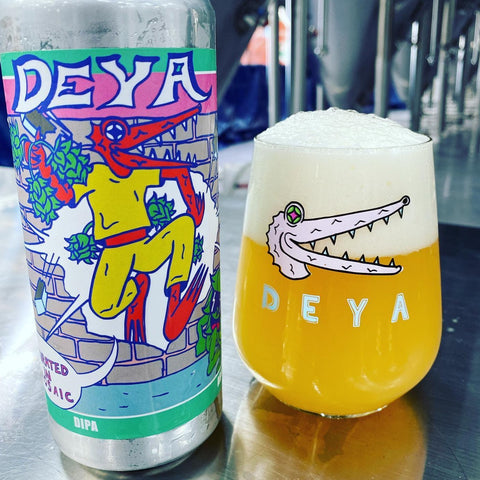 Deya - Saturated in Mosaic DIPA 8% 500ml