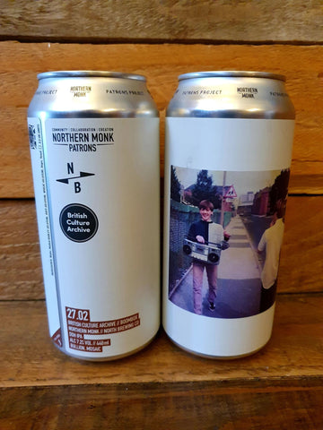 Northern Monk - Boombox DDH IPA 7.2% 440ml