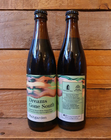 Maltgarden - Dreams Gone South Imperial Stout 9.8% 500ml