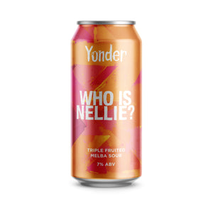 Yonder - Who is Nellie? Triple Fruited Melba Sour 7% 440ml