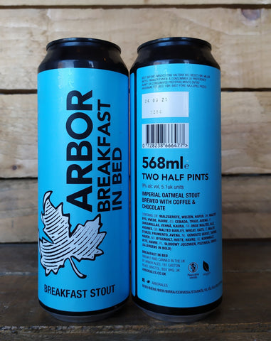 Arbor - Breakfast In Bed Imperial Stout 9% 568ml
