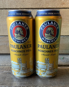 Paulaner - Munich Lager 4.9% 500ml
