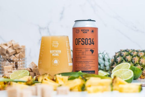 Northern Monk - OFS034 CaipiFruta Sour Brazil 6.7% 440ml