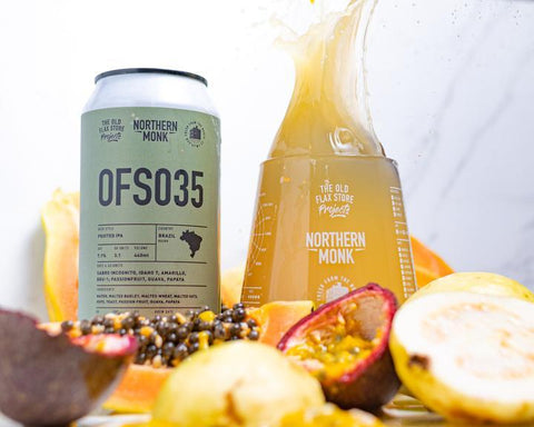 Northern Monk - OFS035 Brazil Fruited IPA 7.5% 440ml