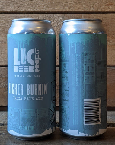 LIC - Higher Burnin' IPA 7% 440ml