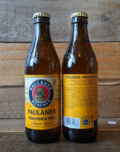 Paulaner - Munich Lager Bottle 4.9% 330ml