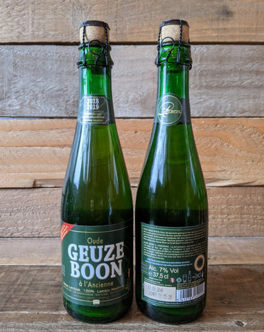 Boon - Oude Geuze Boon 2018-19 375ml
