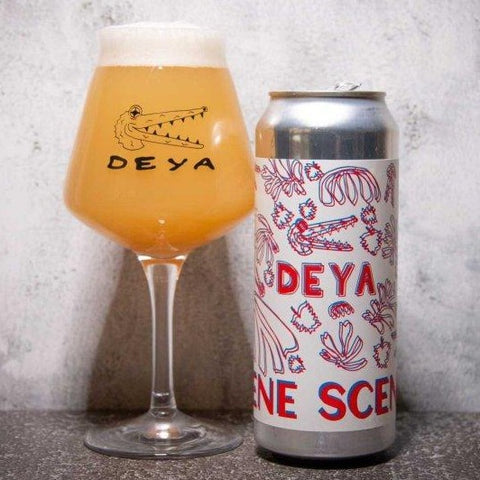 Deya - Scene Scene NZ DIPA 8% 500ml