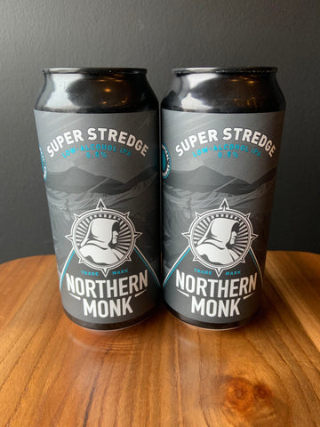 Northern Monk - Super Stredge Low Alcohol IPA 0.5% 440ml