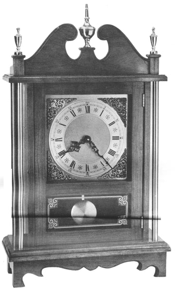 Mantle Clock Plan #284
