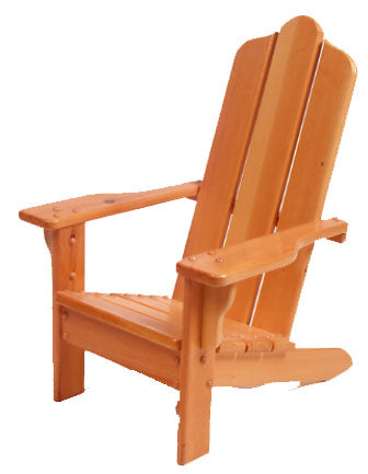 Kiddy Adirondack Chair PLAN sku#305