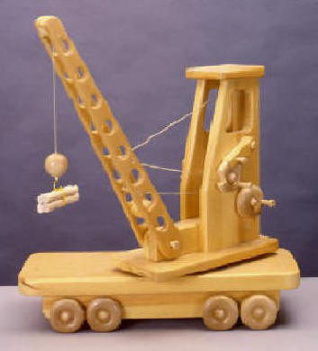 2 Foot Tall Jib Crane Plan sku#319
