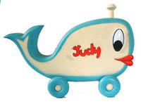 Whaley Push Toy Plan sku#333