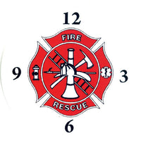 "6"" Fire Dept Dial sku#3401TS"