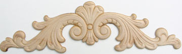 "Embossed Applique<br> 2-1/2"" x 11"""