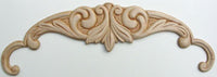 "Embossed Applique<br> 3-1/2"" x 9-3/4"""