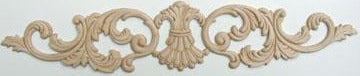 "Embossed Applique<br>4-1/4"" x 22-1/4"""