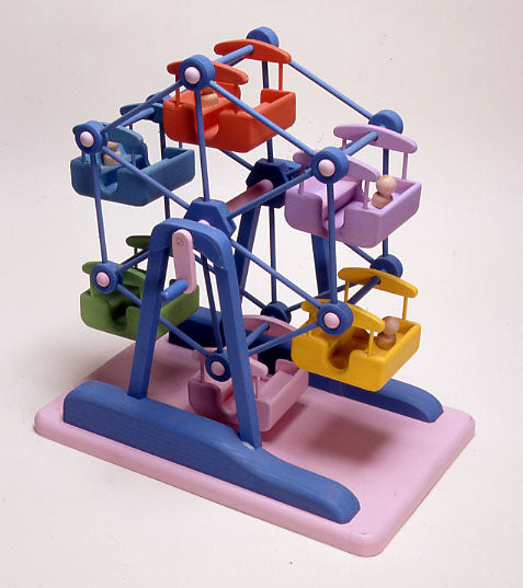Old Time Ferris Wheel Toy Plan sku#517