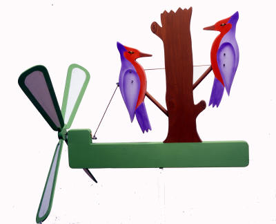 Woodpeckers Whirligig sku#571