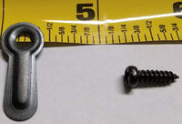 "1"" Long Turnbutton Panel Retainer Clip sku#77552"
