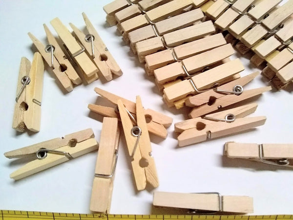 Mini Clothes Pins