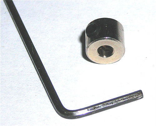 Shaft Collar/Key for Whirligigs