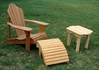 Adirondack Furniture Plans