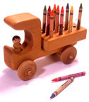 Crayon Truck Plan sku#CR