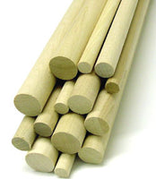 "1/8"" Dowel Rod Foot Longs"