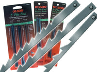Olson Pin End Scroll Saw Blades 5 Inch