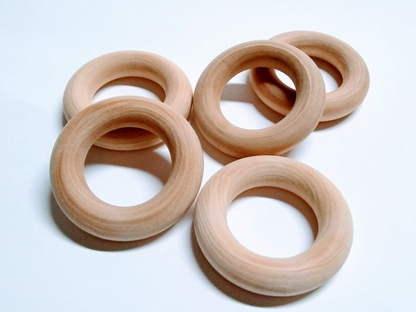 Wood Toss Ring 2-1/4""