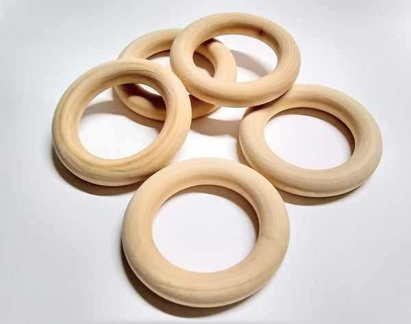 Wood Toss Ring 2-11/16""