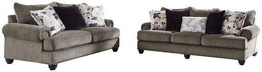 Sembler Benchcraft 2-Piece Living Room Set image