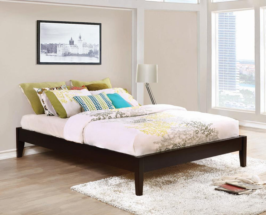 Hounslow Cappuccino California King Platform Bed image