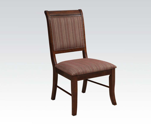 Acme Furniture Mahavira Side Chair in Espresso (Set of 2) image