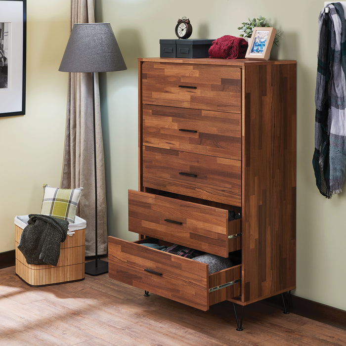 Deoss Walnut Chest image