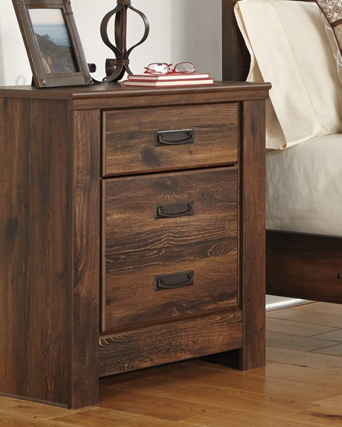Quinden Signature Design by Ashley Nightstand image