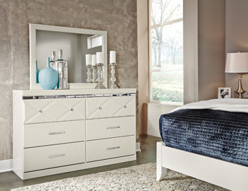 Dreamur Signature Design by Ashley Bedroom Mirror image