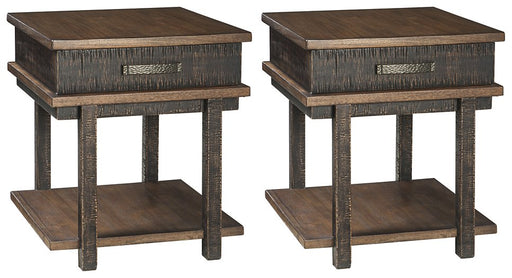 Stanah Signature Design 2-Piece End Table Set image