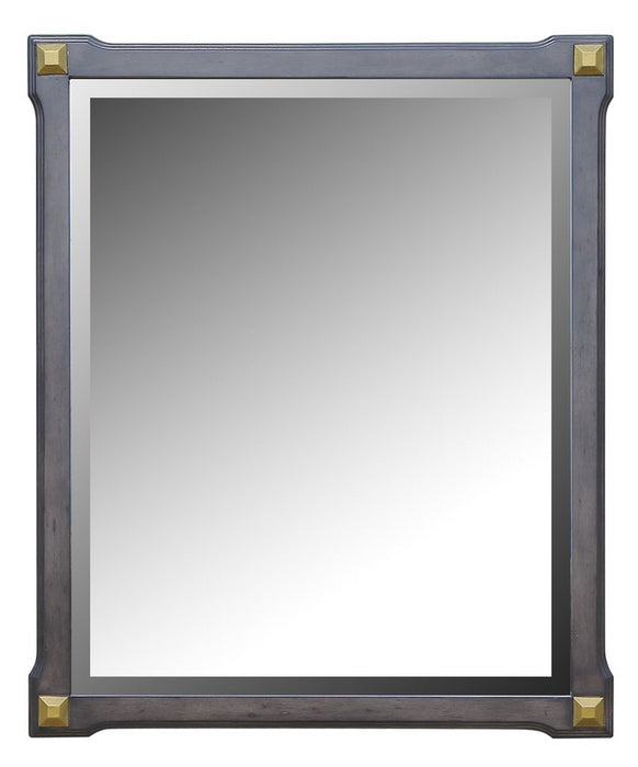 Acme Furniture House Marchese Mirror in Tobacco 28904 image