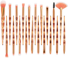 Load image into Gallery viewer, Makeup Brushes 20pcs Foundation Brush Eyeshadow Blush Cosmetic Brush
