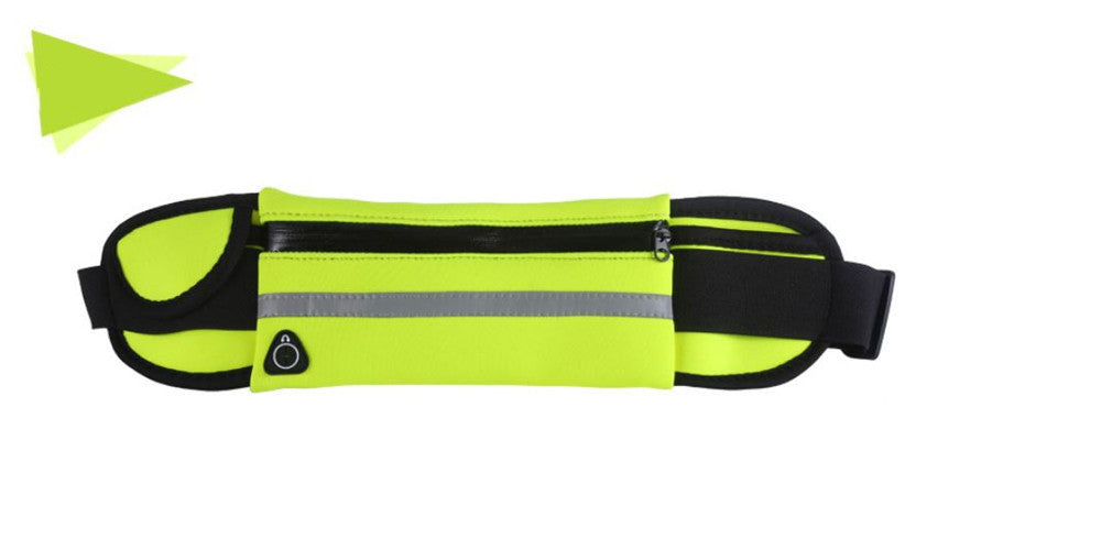 Outdoor mobile phone pockets sports running Waist bag unisex phone bag