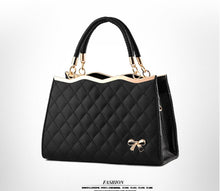 Load image into Gallery viewer, Women's bags ladies' handbags bowknot fashion elegant stereotyped