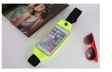 Load image into Gallery viewer, Sports phone touch screen pockets waterproof outdoor running pockets